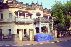 Corner of Beltala Road and Bakul Bagan Road